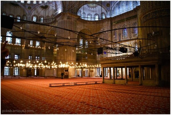 Instanbul - Blue Mosque - 2