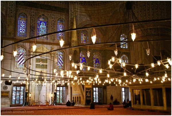 Instanbul - Blue Mosque - 5