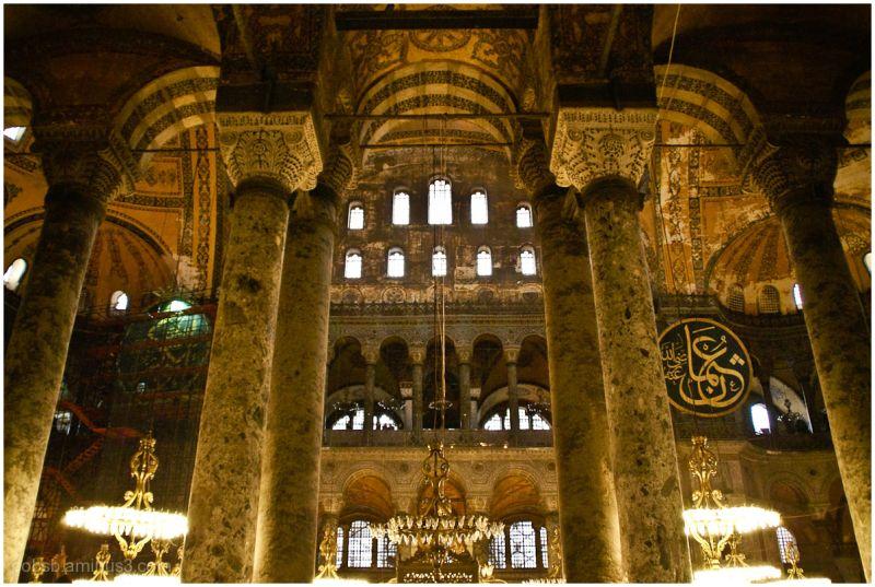 Istanboel - Hagia Sophia - 2