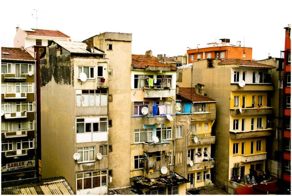 Instanbul - hotelview 2