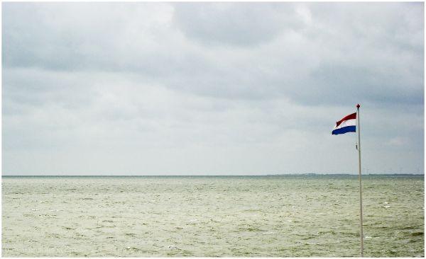 view from the afsluitdijk  2