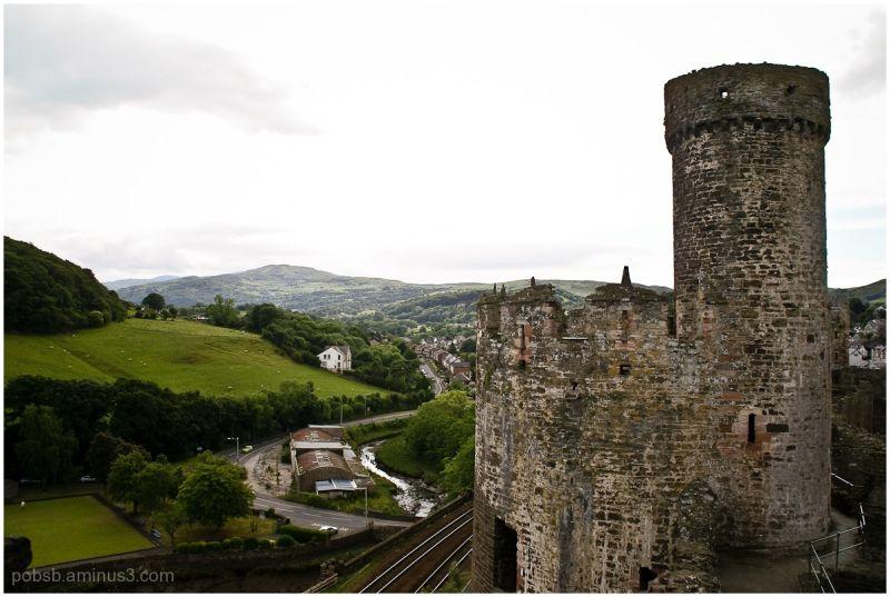 Conwy Castle 4