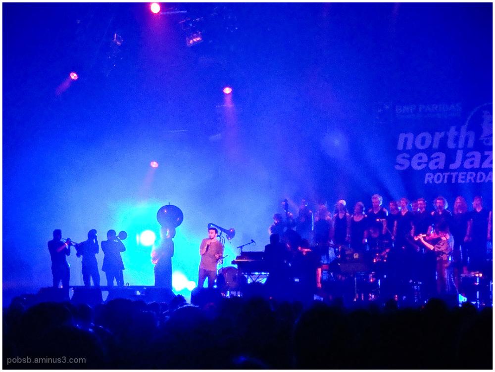 North Sea Jazz Festival 2012 - Kyteman Orchestra