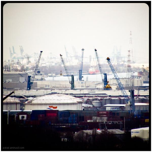 Antwerpen Harbour 3