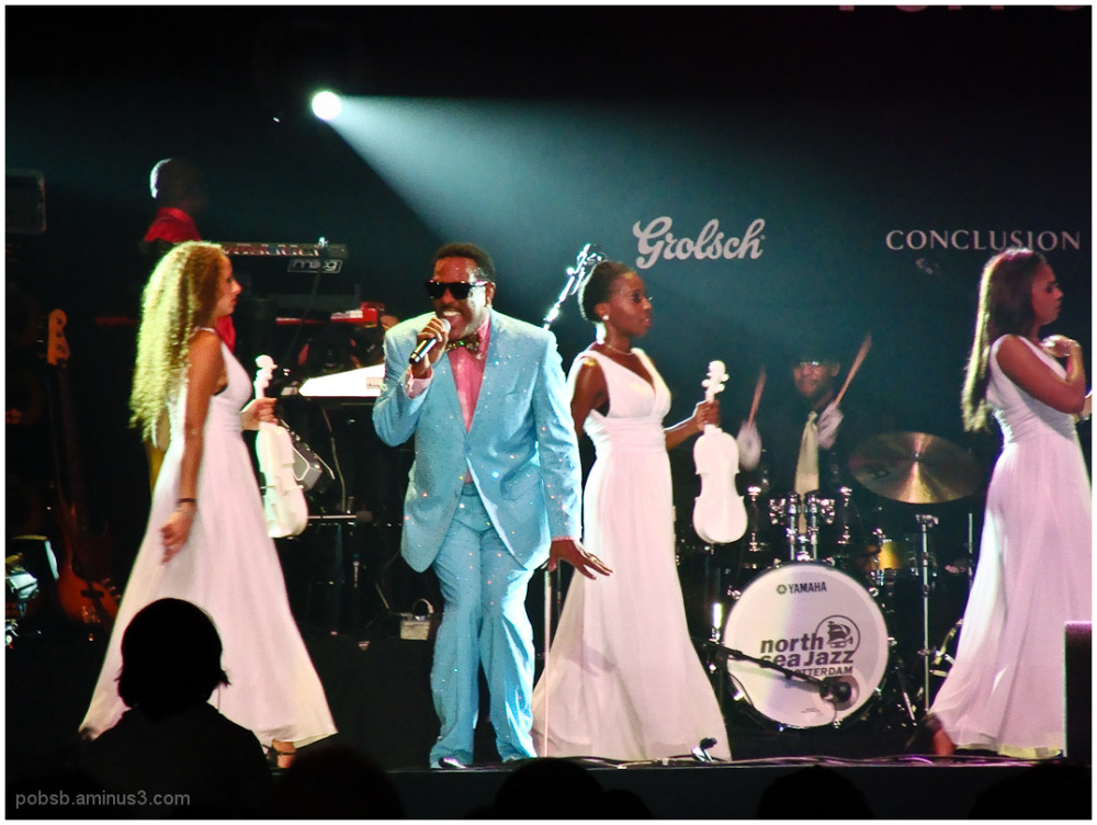 North Sea Jazz - Charlie Wilson 1
