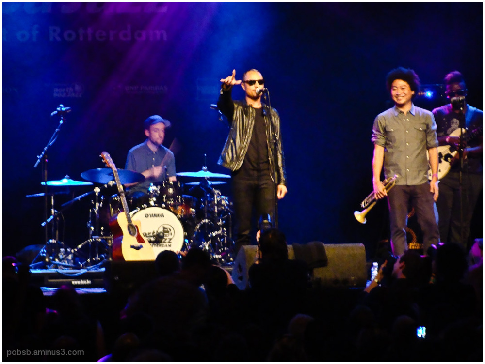 North Sea Jazz - Jose James