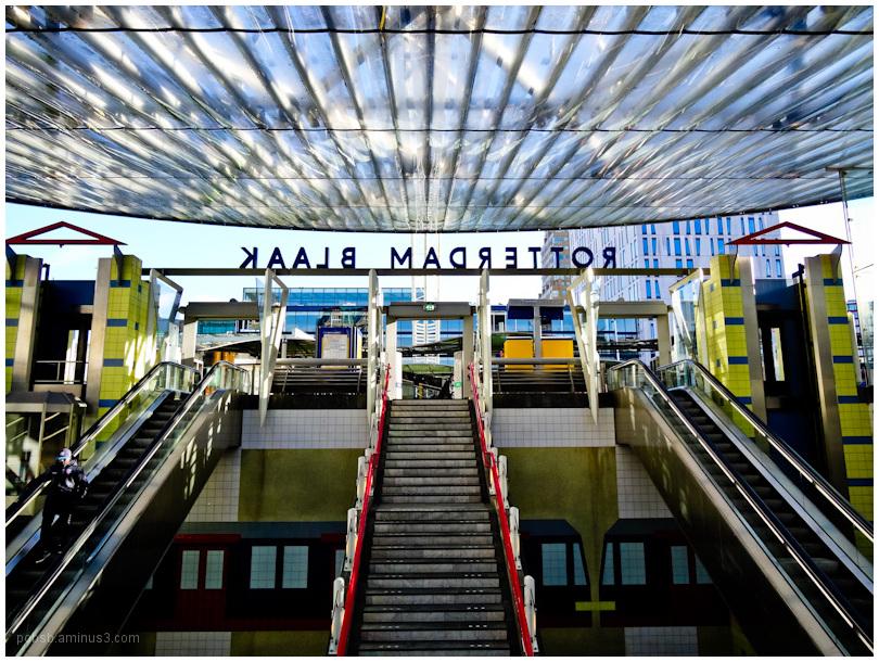 Rotterdam - Trainstation