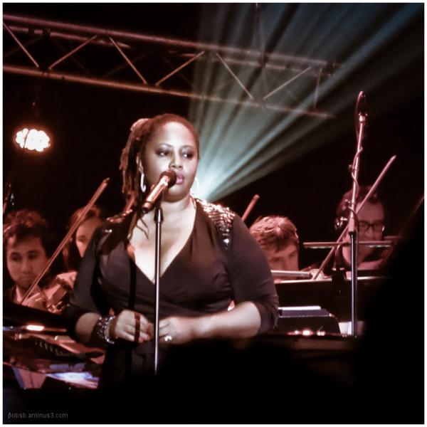 North Sea Jazz 2014: Lalah Hathaway