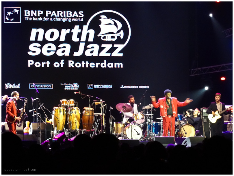 North Sea Jazz 2014: Charles Bradley