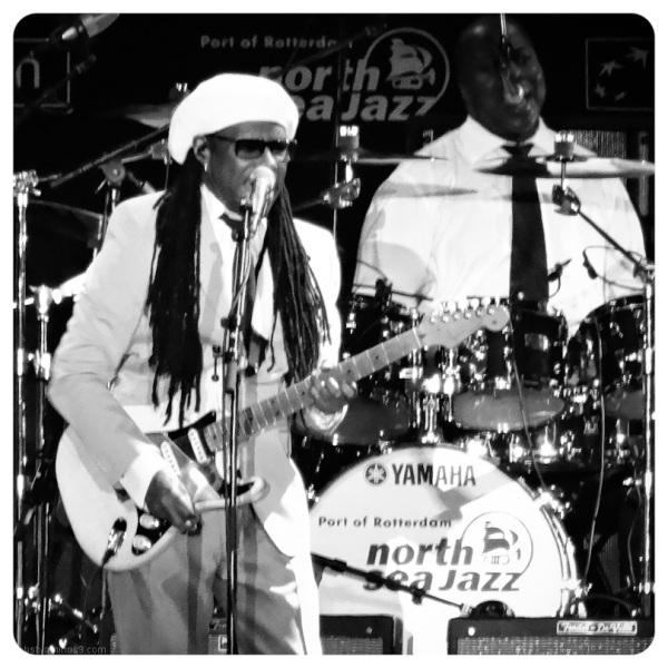 North Sea Jazz 2014: Nile Rodgers
