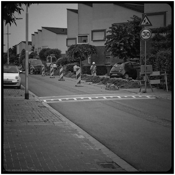 glasvezel in de wijk 1