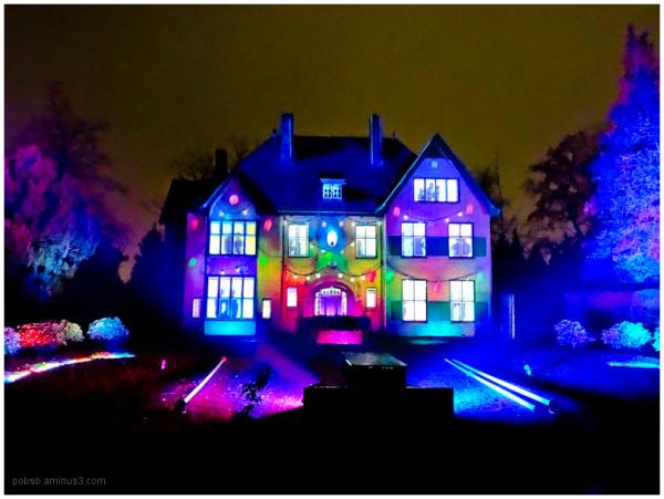 lichtkunst bij glow 7