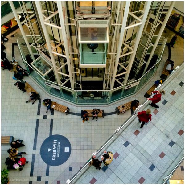 Kingston shopping mall 1