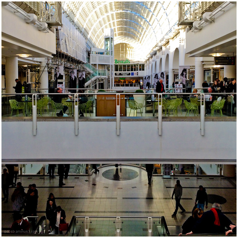 Kingston shopping mall 2