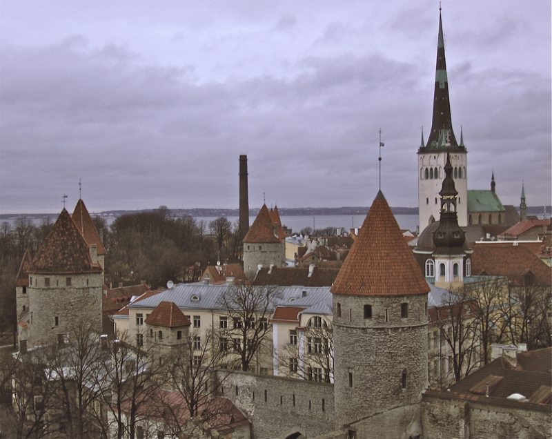 Old Tallin zaharra