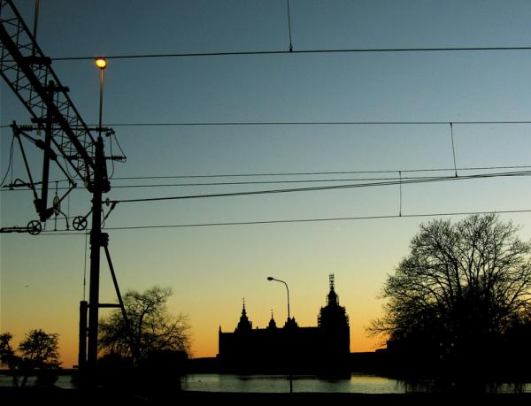 Kalmar: The train / Trenean bidaian
