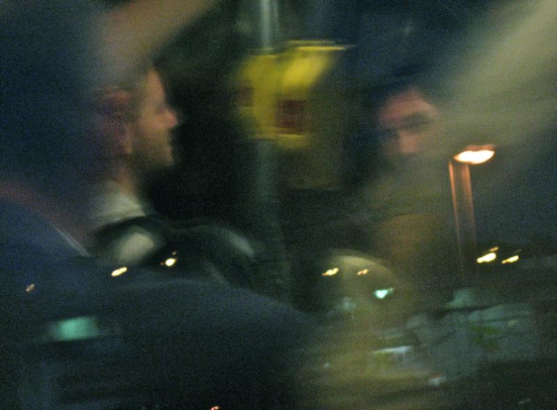 Night bus / Gaueko autobusean