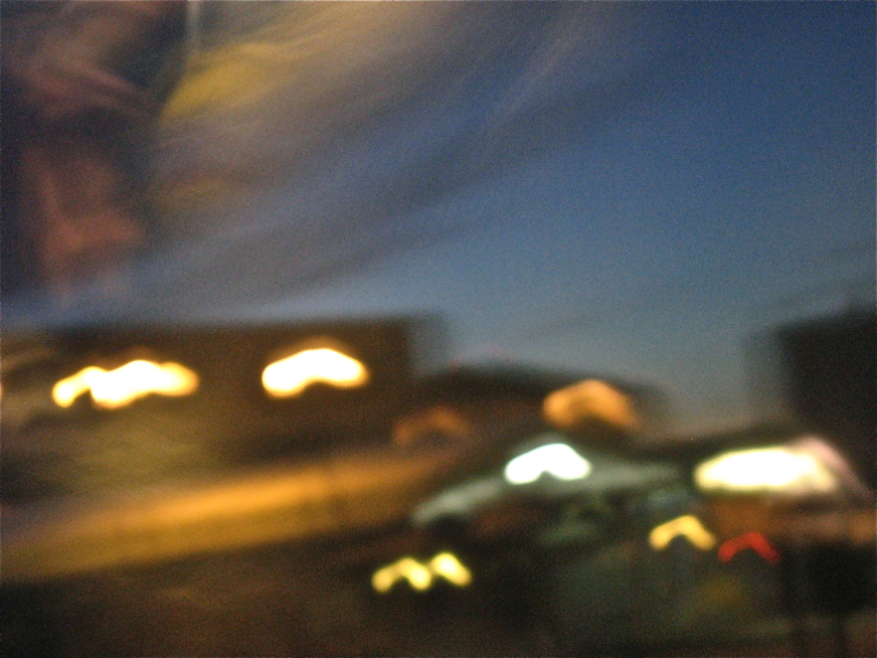 Traveling abstract