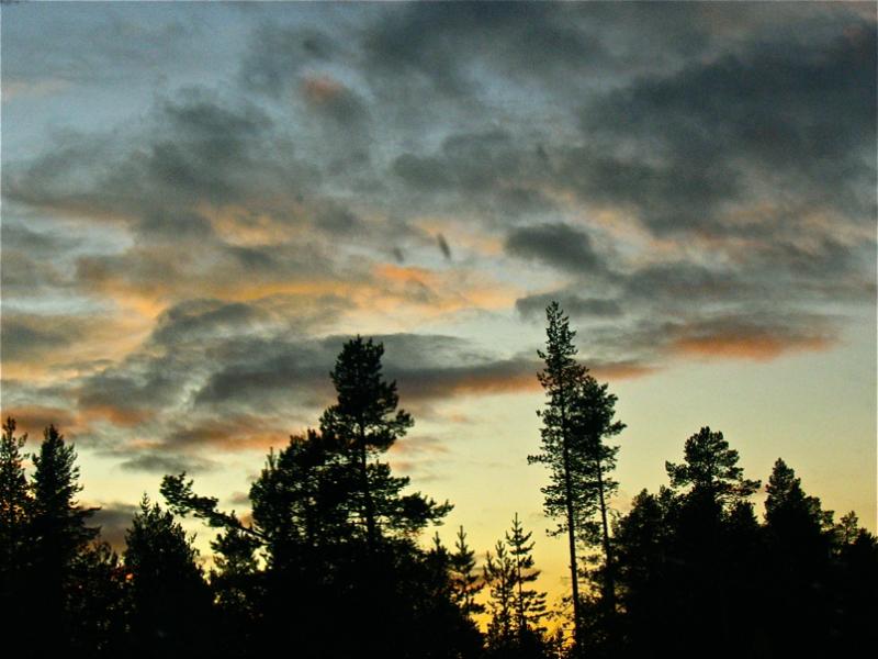 Sunset / Ilunabarra