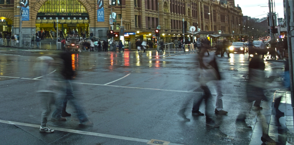 Crossroad/Oinezko pasabidea