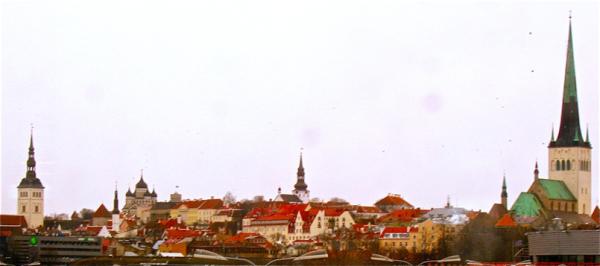 Uri zahar/An old city