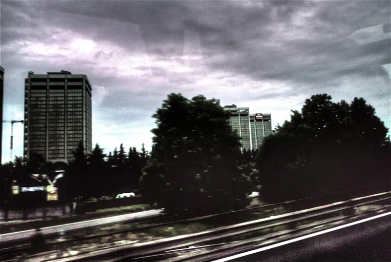 Hiria lotara doa/The city goes sleeping
