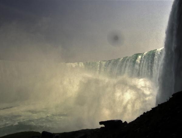 Ura jauzian/Water falling