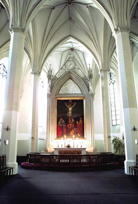 Eliz zuria/White church