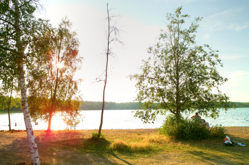 Uda beroa izan leike/Warm summer comes