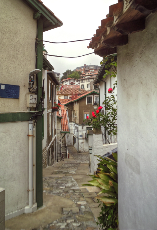 Kale estua/Narrow street