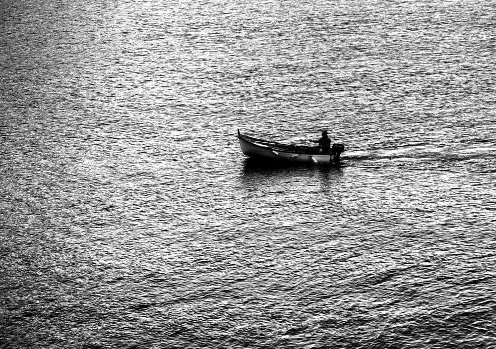 Gizona eta itsasoa/The man and the sea