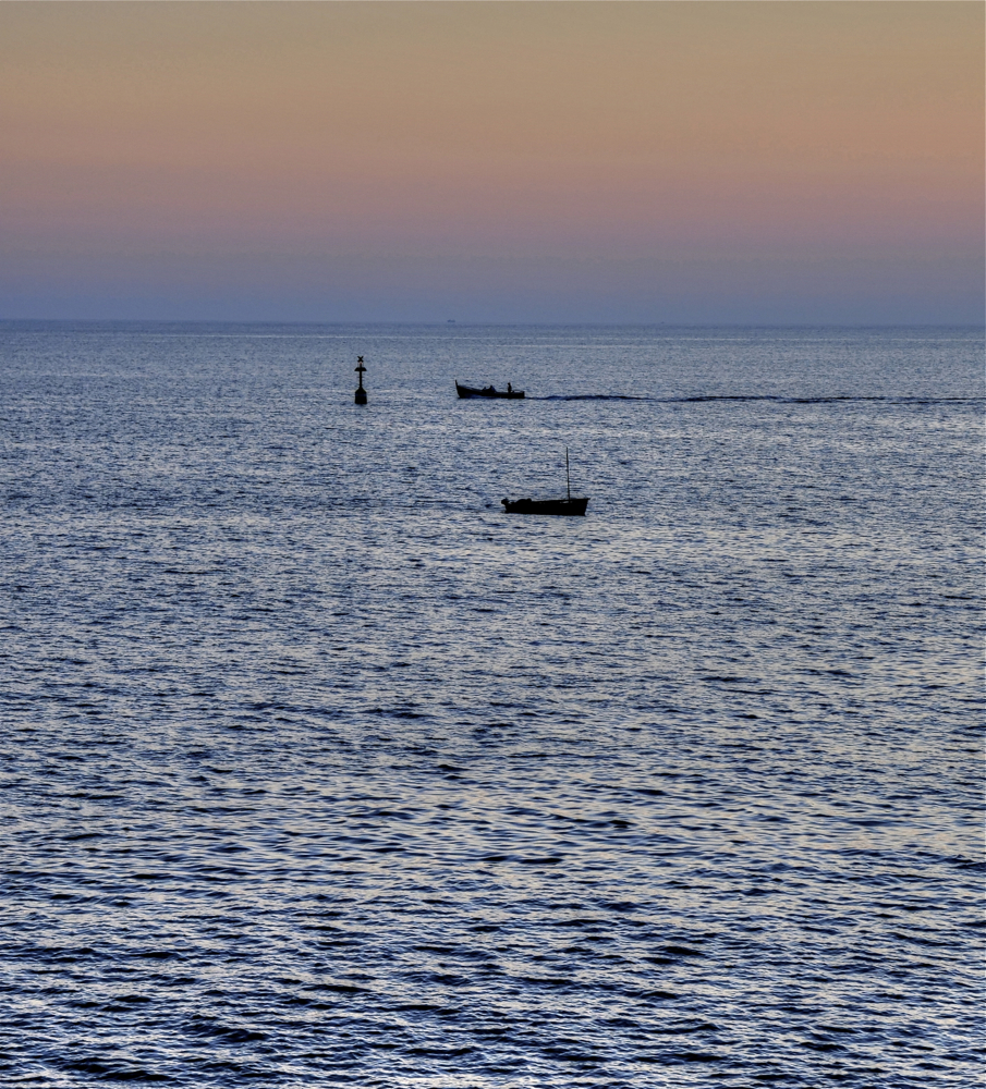 Itsas barean/Quiet sea