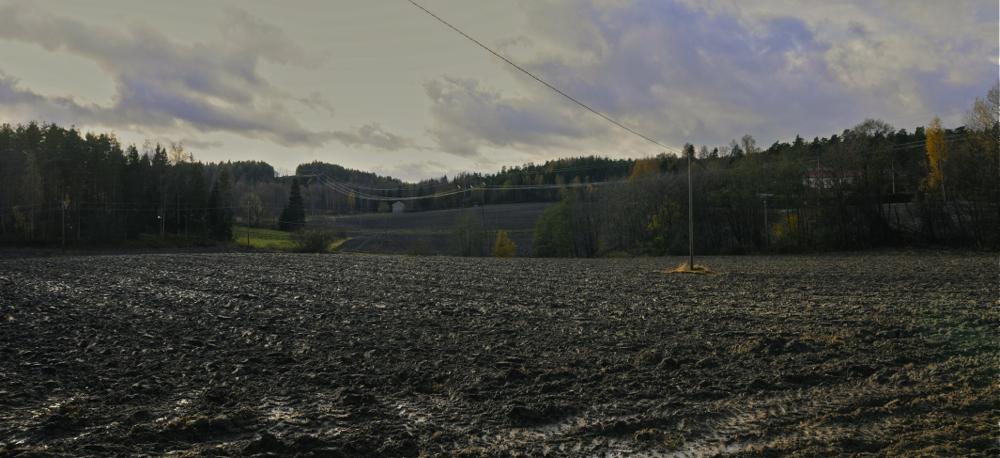 Lurra larretan/Soil in the fields