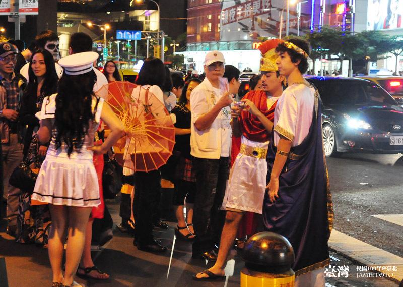 R ♥ C  Taipei,Halloween Day