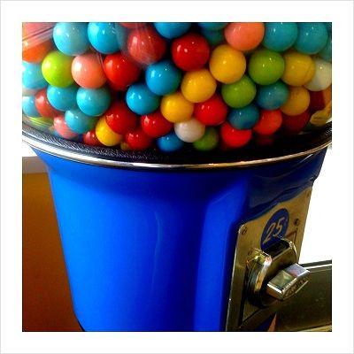 food bubblegum candy