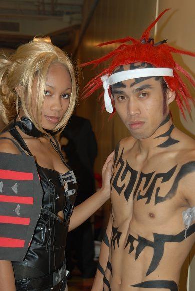 people portrait costume cosplay
