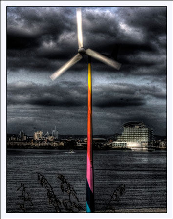 Barrage Windmill