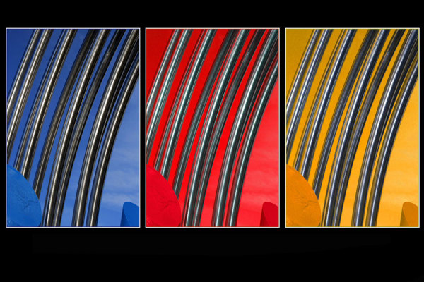Pipes Triptych