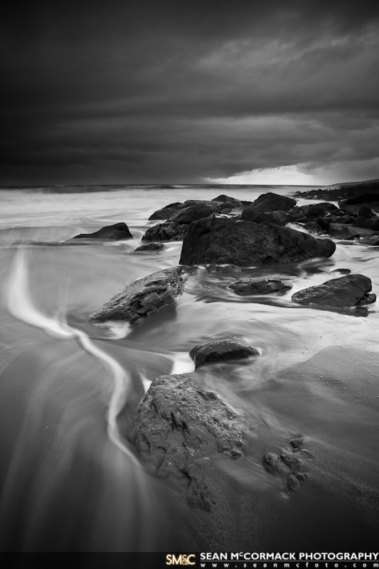 Tide at Fanore