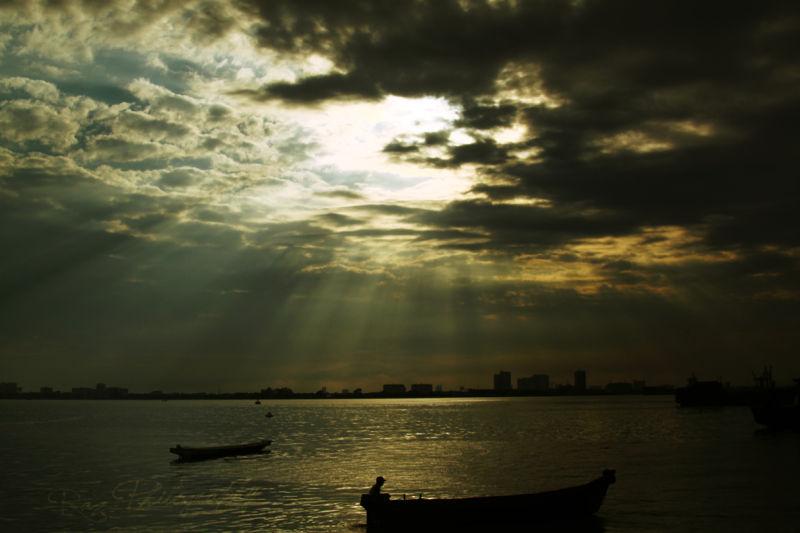 A shot of the morning illumination
