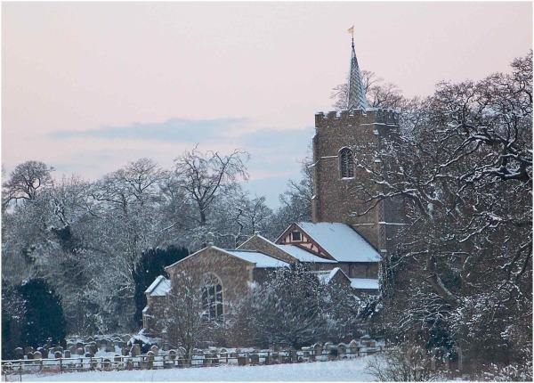 St Remigius Church Hethersett Norfolk