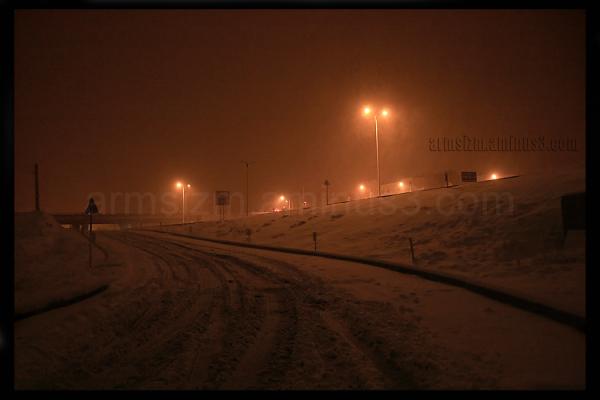 Snow in the Shiraz - 2