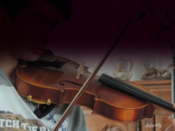 Musicien.