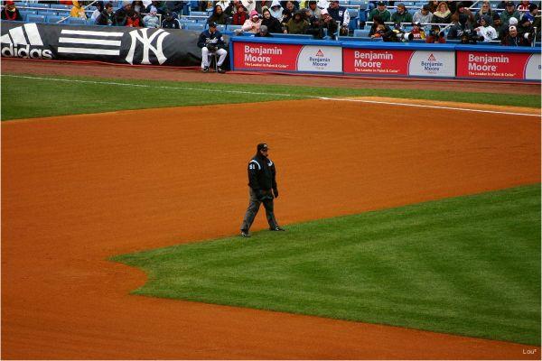 Umpire Strikes Back