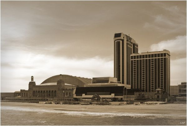 Atlantic City - Trump Towers