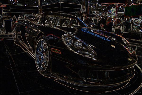 EP : Electronic Porsche