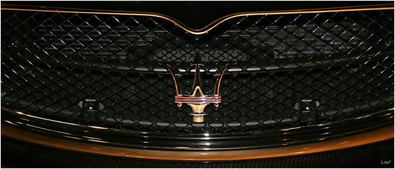 Poseidon's car