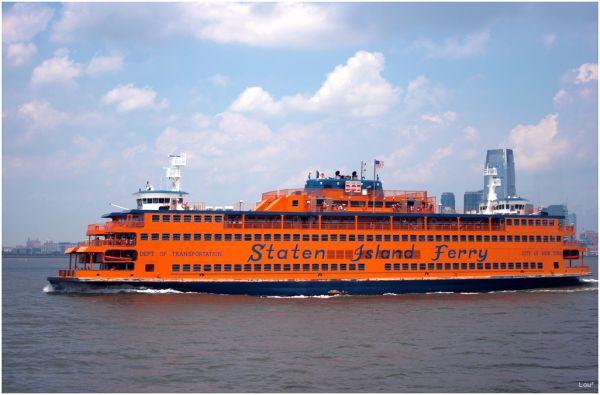 I'm a Ferry!