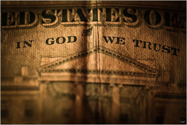 In God we Trust...