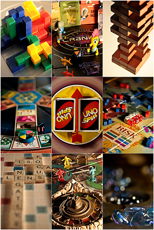 9 of a Kind - Games
